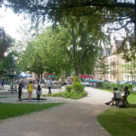 Bild Titel Franz-Volk-Park Offenburg